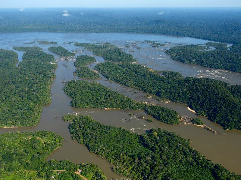 Brazil's Mega Hydro Plan Foreshadows China's Growing Impact on the Amazon