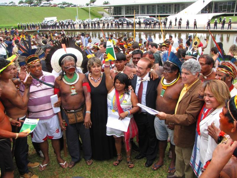 Brazil's National Indigenous Movement: Resolute in Times of Crisis