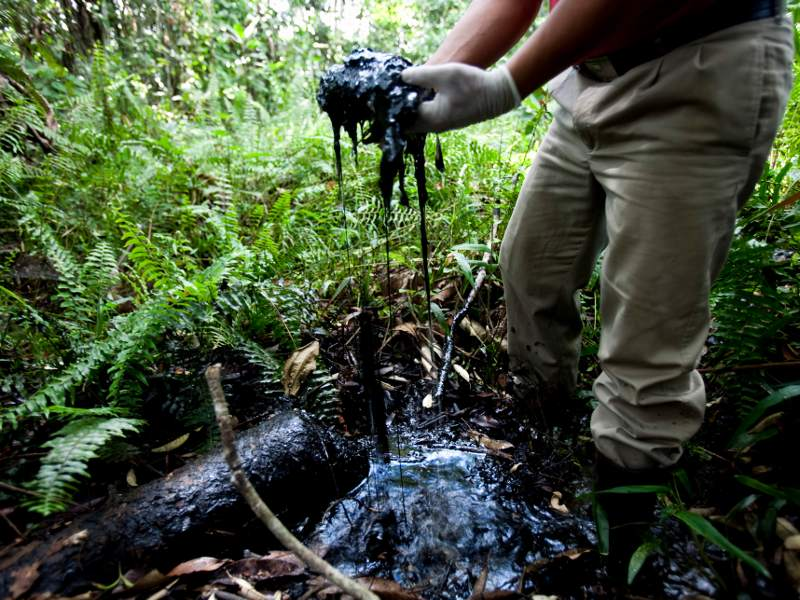 Us and Them: Affected Peoples vs. Chevron in Canada