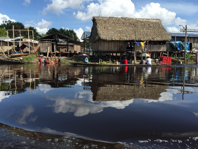 Kukama Communities in Peru Still Being Poisoned Three Years After Oil Spills