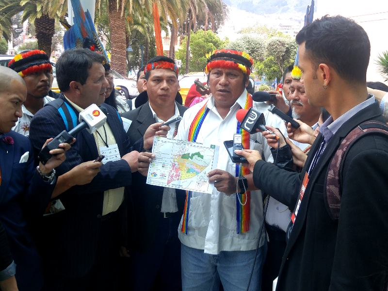 Ecuador Announces End to New Oil and Mining Concessions in Big Victory for Indigenous Rights