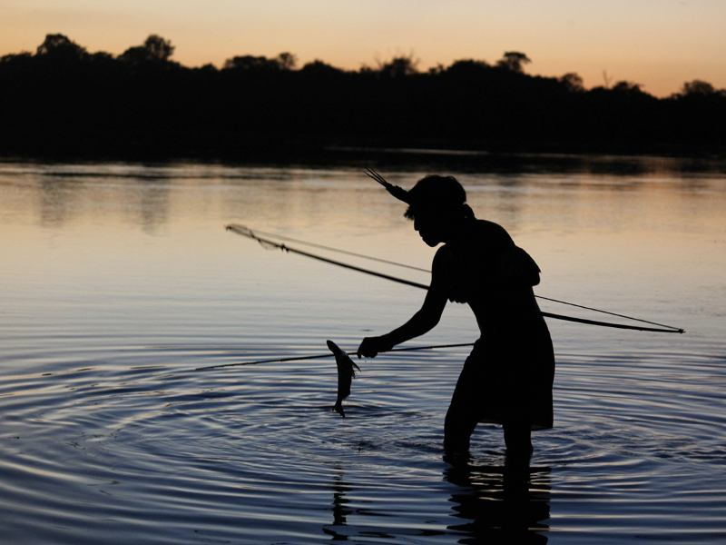 Mega-Dams May Be History in the Brazilian Amazon!
