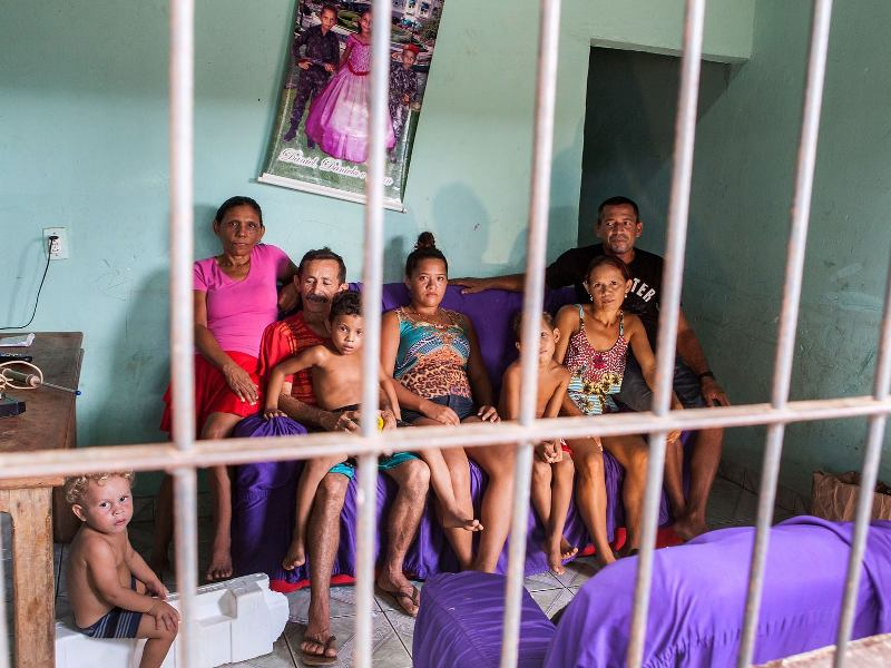 They Owned an Island, Now They Are Urban Poor: The Tragedy of Altamira