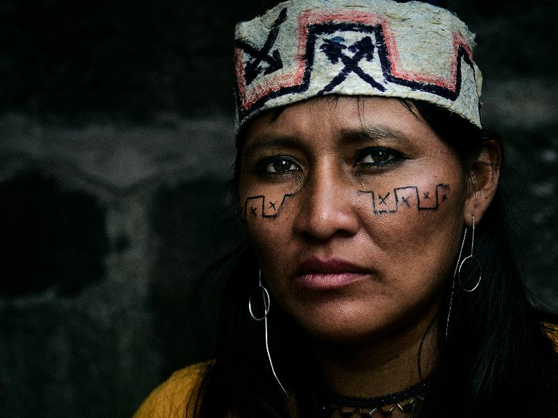 From Ecuador's Amazon to President's Palace, Indigenous Women Demand End to Drilling
