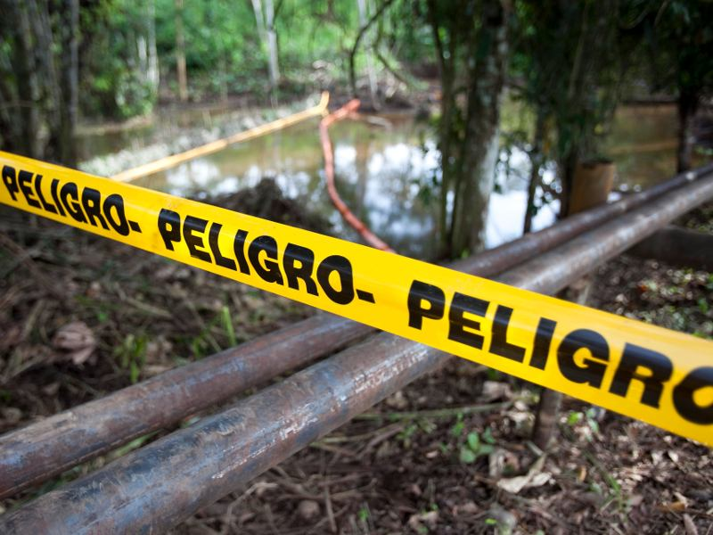 Chevron's SLAPP Suit Against Ecuadorians: Corporate Intimidation