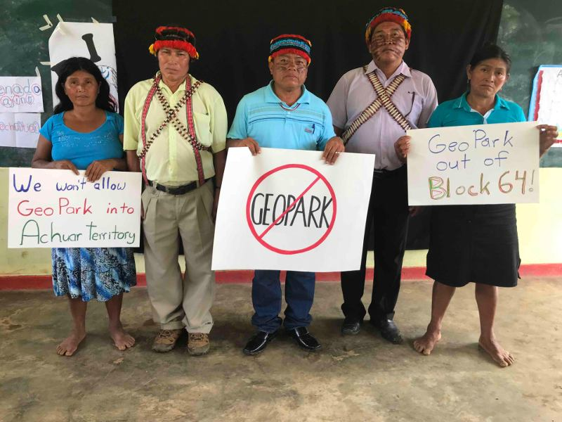 Indigenous Federation to GeoPark: Peru Project a Big Risk