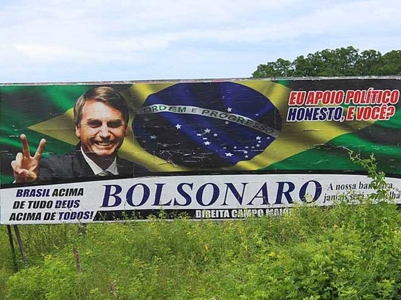 Jair Bolsonaro: Looming Threat to the Amazon and Global Climate?