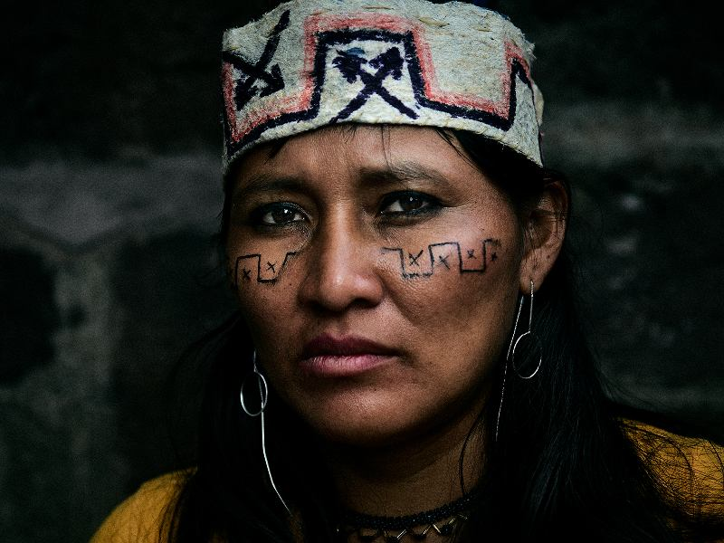 Portraits: Women Defenders of the Amazon