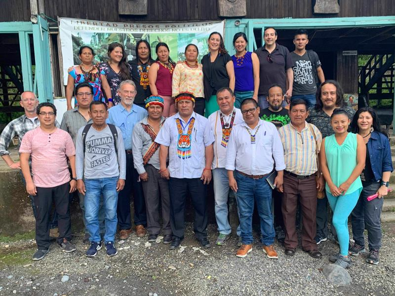 Defending Rights, Building Unity, and Protecting the Amazon Sacred Headwaters