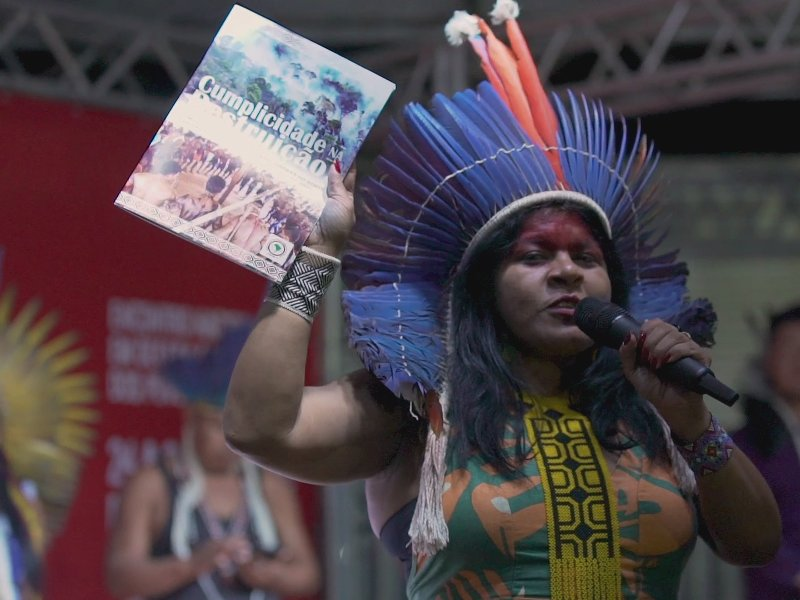 Terra Livre Mobilization Propels Brazil's Indigenous Movement to the Forefront of Resistance to Bolsonaro