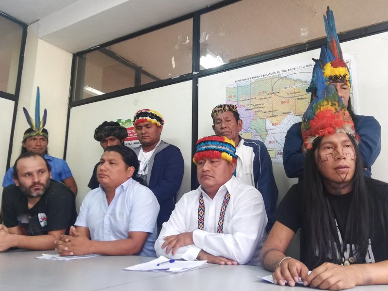 Indigenous Opposition Forces Andes Petroleum Out of Controversial Rainforest Oil Block
