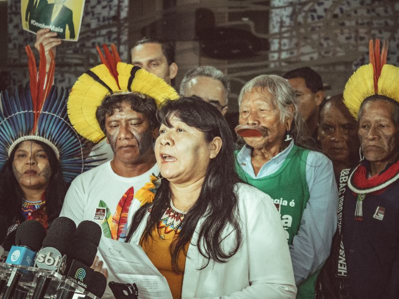 Bolsonaro Threatens the Indigenous Right to Be