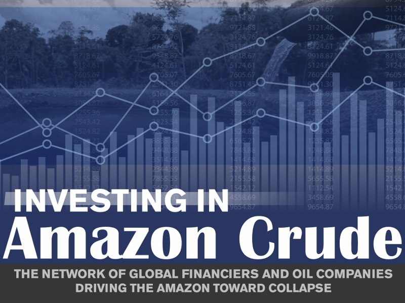 Investing in Amazon Crude