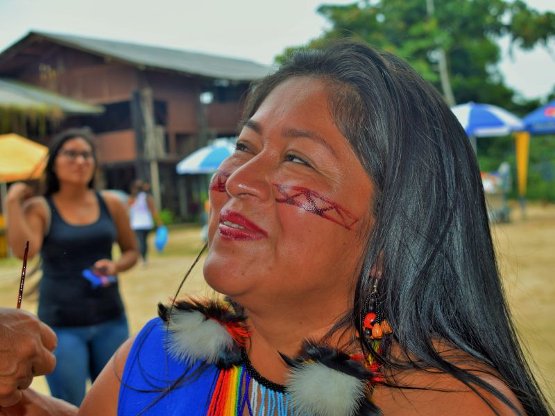 Help Us Protect the Headwaters of the Amazon from Oil Companies, Elders Say