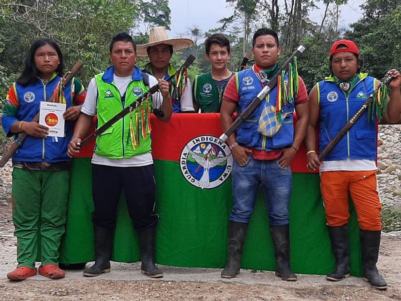 The U'wa Community's Nonviolent Resistance to COVID-19 and Attacks in Colombia