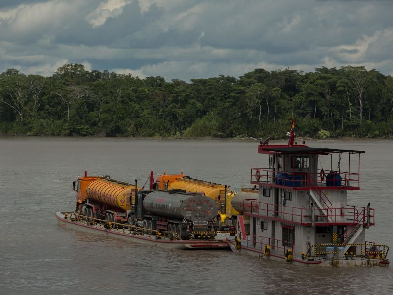 European Banks Urged to Stop Funding Oil Trade in Amazon