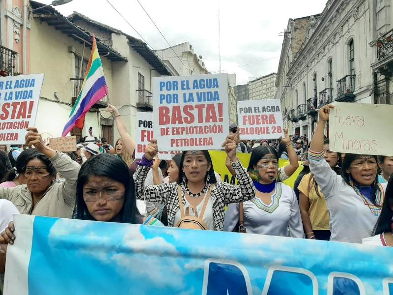 Manufacturing Consent: Ecuador to Draft New Bill on the Consultation of Indigenous Peoples, Without Consulting Them