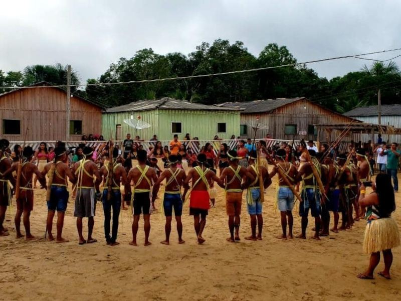 The Association of Brazil's Indigenous Peoples (APIB) Denounces Mining Giant Anglo American's Intention to Prospect in Amazonian Indigenous Territories