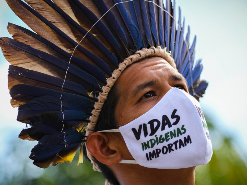 COVID-19 Threatens the Future of the Amazon and Its Peoples