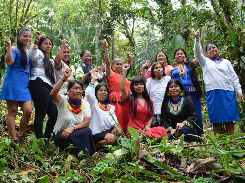 Women Defenders Unite to Protect the Amazon