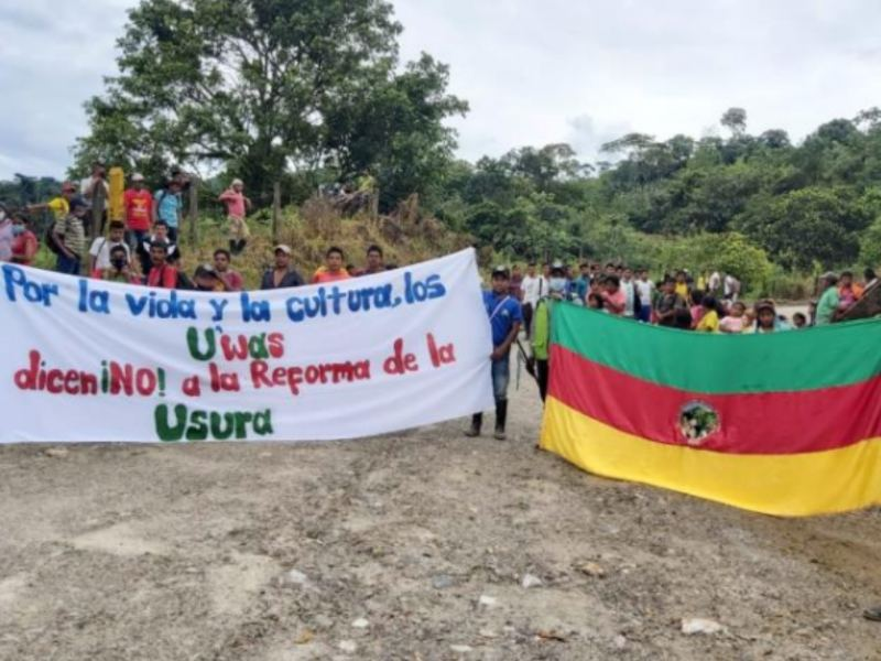 Colombian Civil Society Launch National Strike, Face Violent State Repression: Amazon Watch Statement