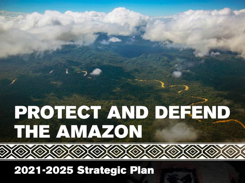 2021-2025 Strategic Plan to Protect and Defend the Amazon