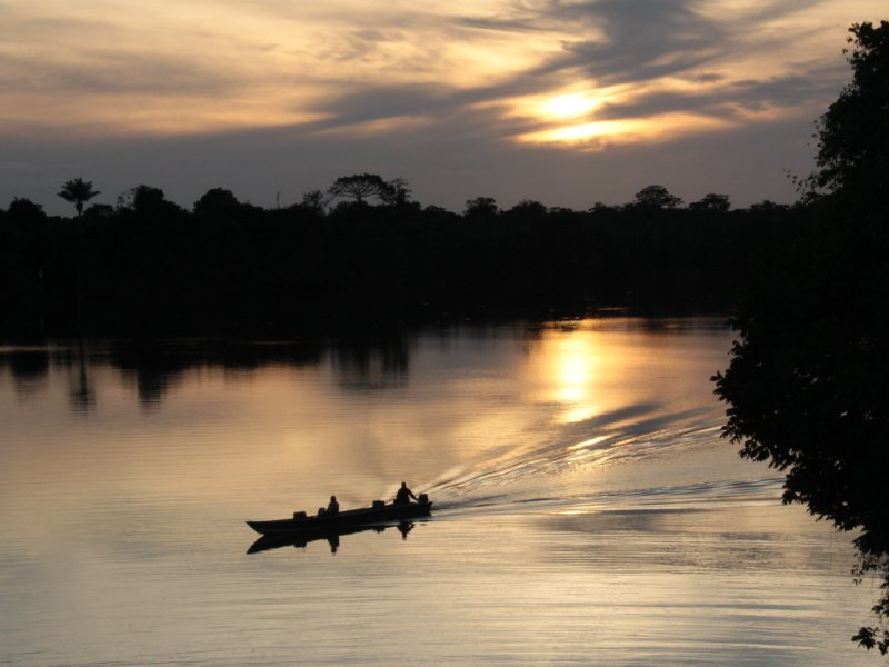 Brazil's majestic Xingu River, at grave risk from the Belo Monte dam. Photo credit: Rafael Salazar