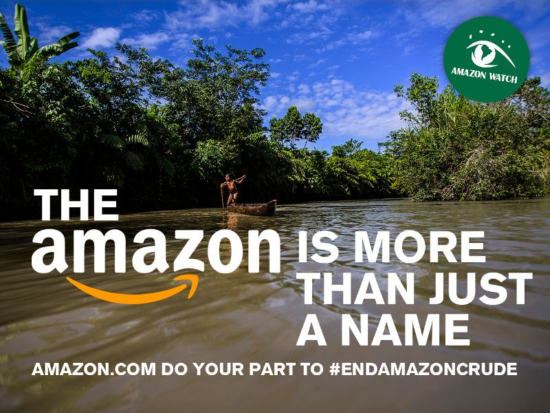 Tell Amazon.com to Protect the Real Amazon!