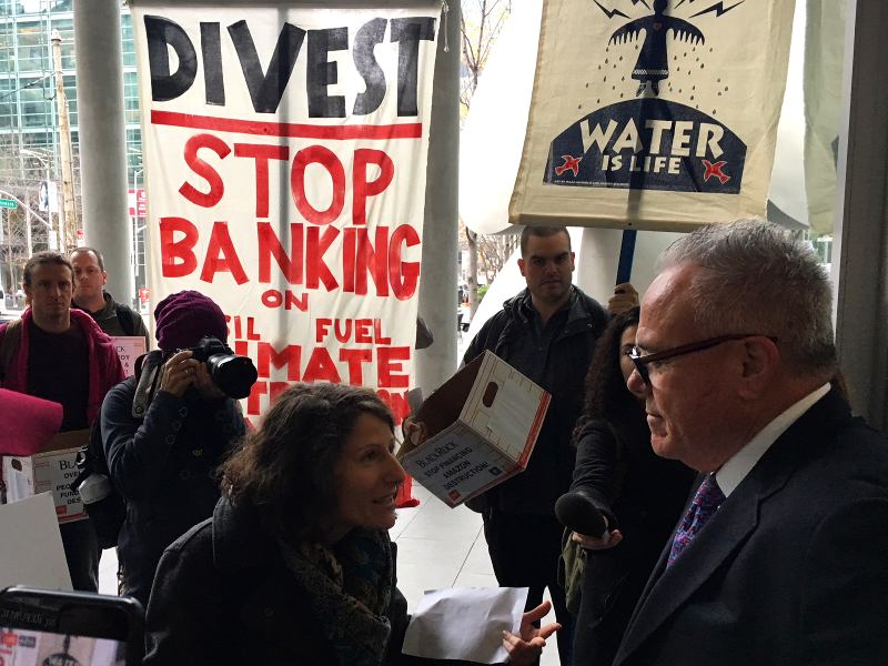 BlackRock, Vanguard, and Fidelity: Use Your Power to Fight Climate Change!