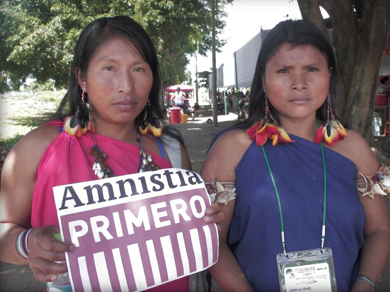 Stand in Solidarity With Persecuted Indigenous Peoples