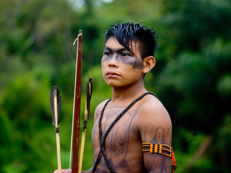 Stop the Armed Invasion of Munduruku Territory in Brazil!
