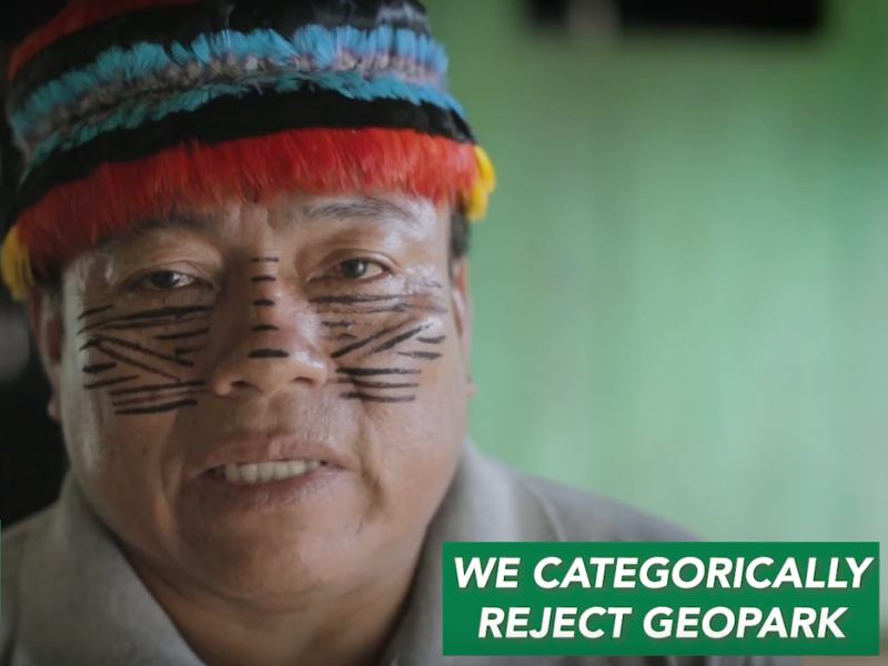 Tell GeoPark to Stay Out of Achuar Territory!