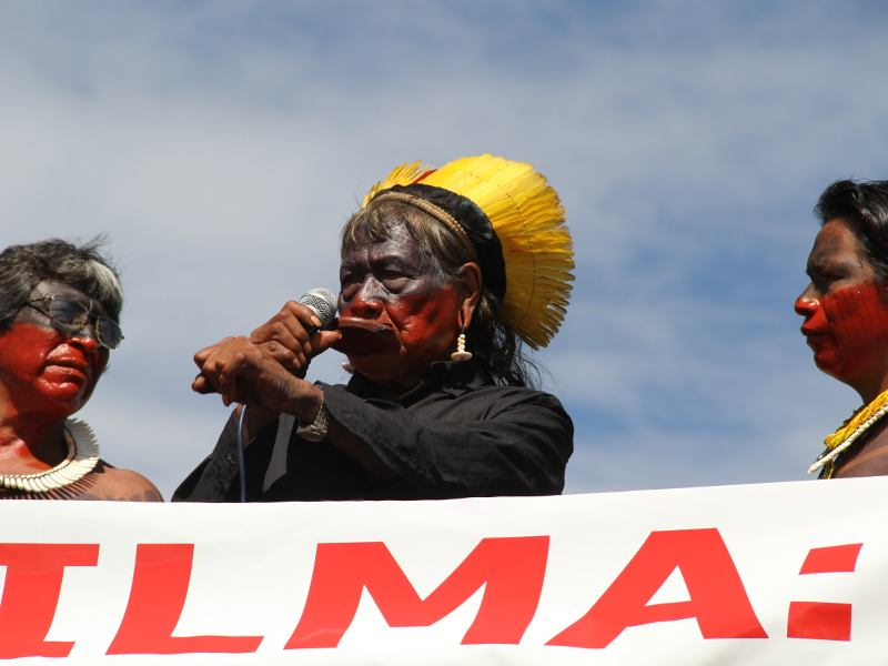 Reject Brazil's Disastrous Amazon Dams