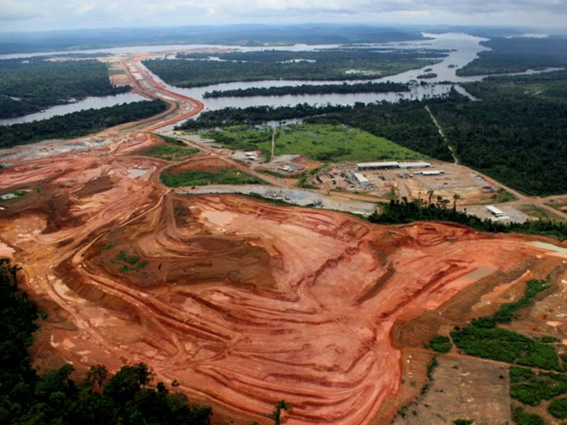 Stop dirty dams in the Amazon