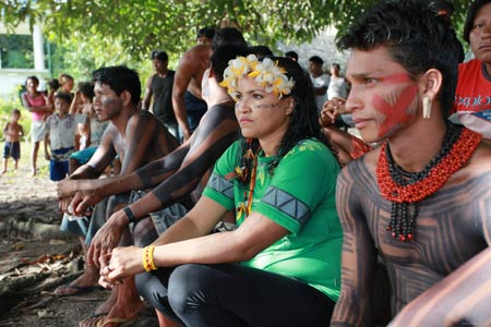 The Xingu River and Its People